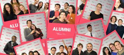 Soirée Alumni Paris Diderot 2018