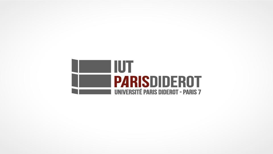 Logo de l'IUT Paris Diderot