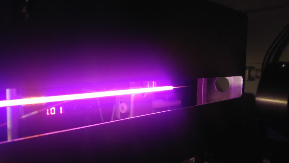 Plasma Hélium/Azote